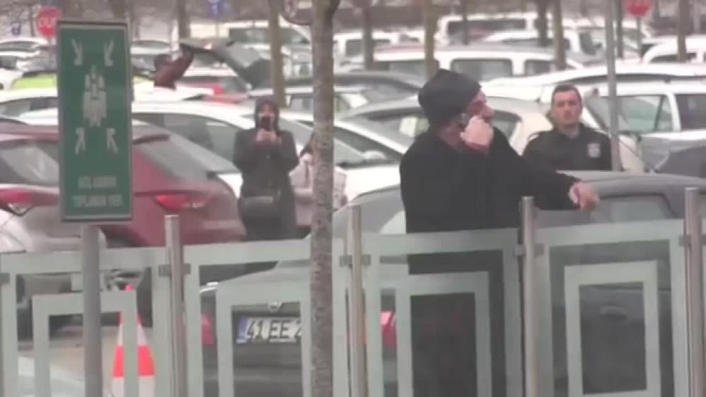 Büyükşehir binasına silahlı saldırı 2