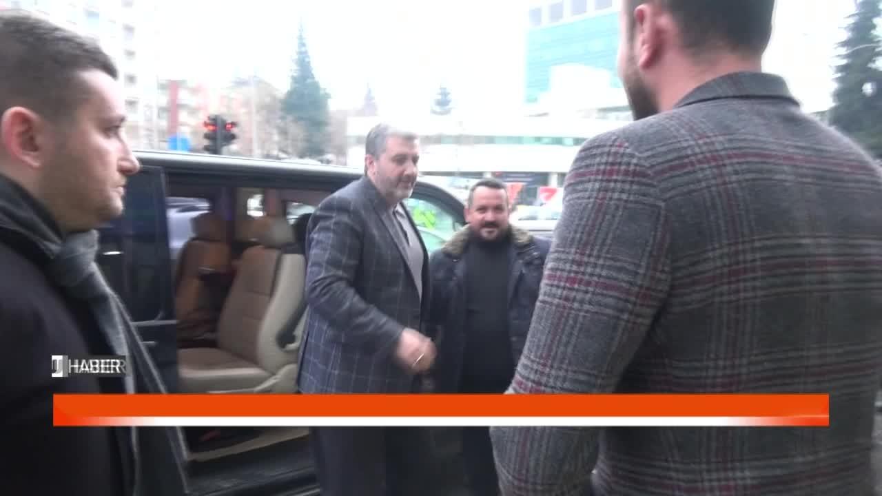 Müsiad Genel Başkanı Abdurrahman Kaan Fuzulev şubesi hakkında bilgiler aldı