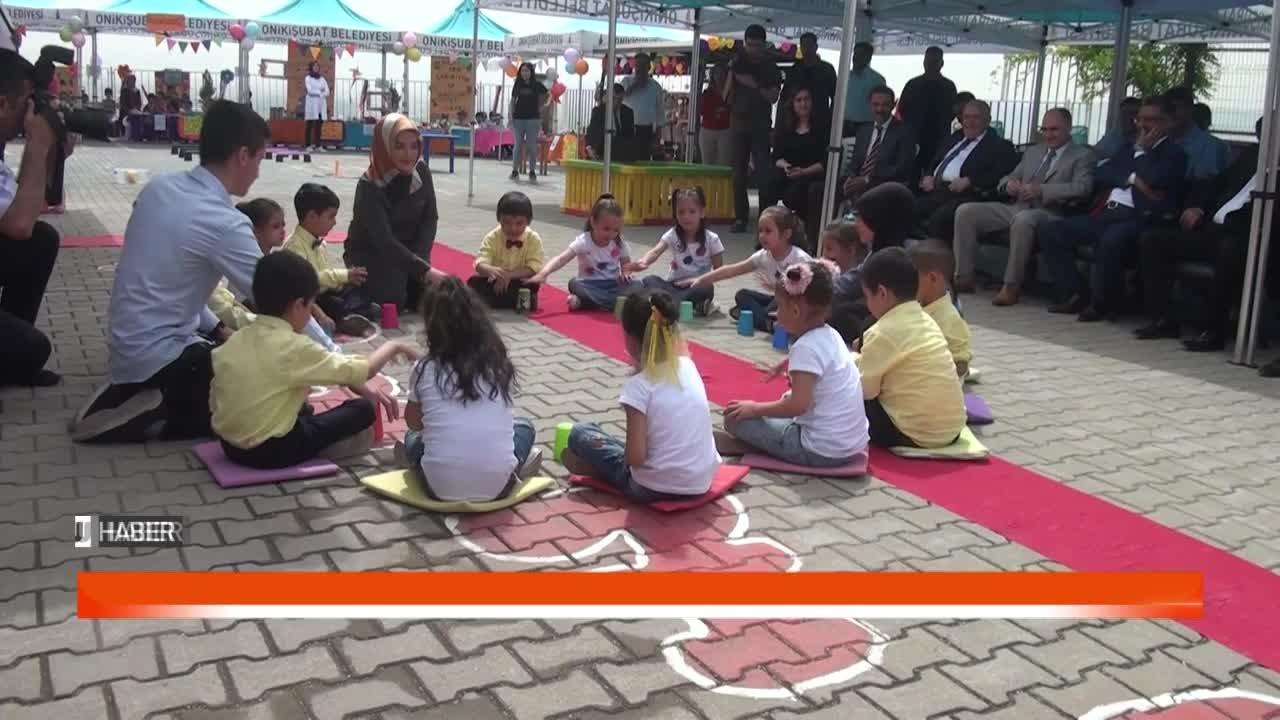 Türkan Özge Anaokulunda 'Okul Dışarda Günü' Kutlamaları