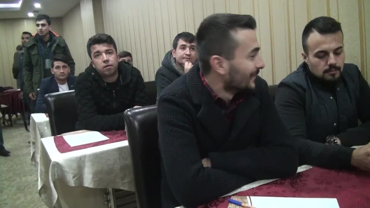 Kahramanmaraş'ta Turizmcilere Seminer Başladı
